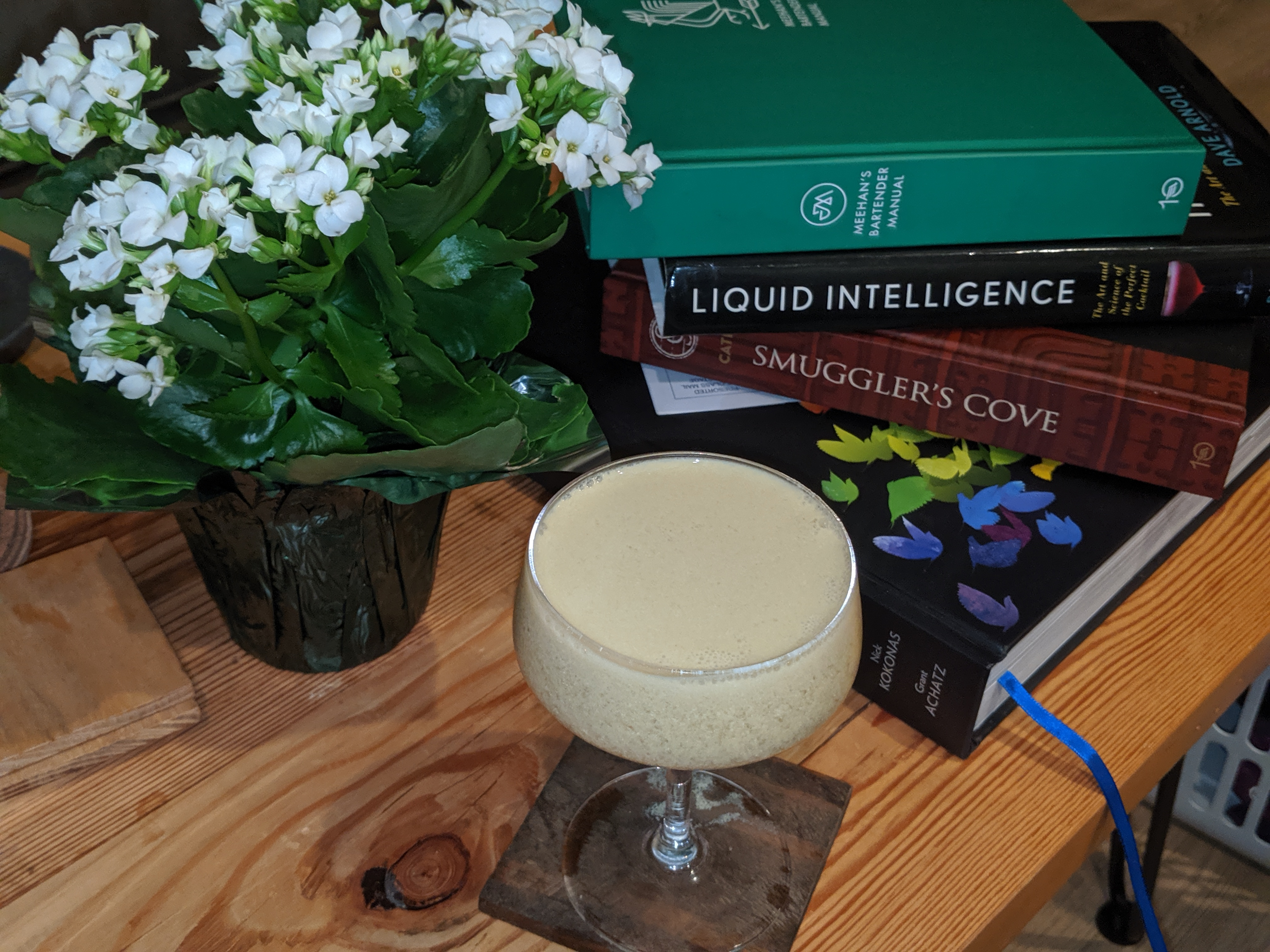 The shamrock shake and the books that inspired it.